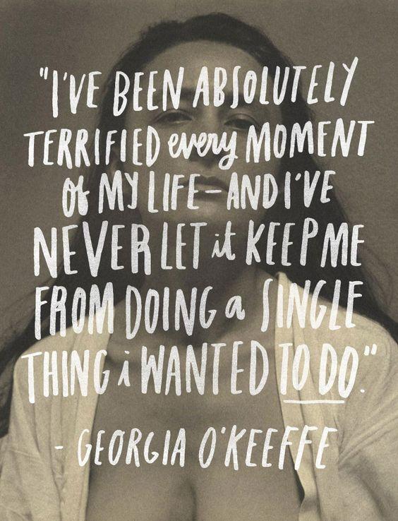 georgia okeefe quote