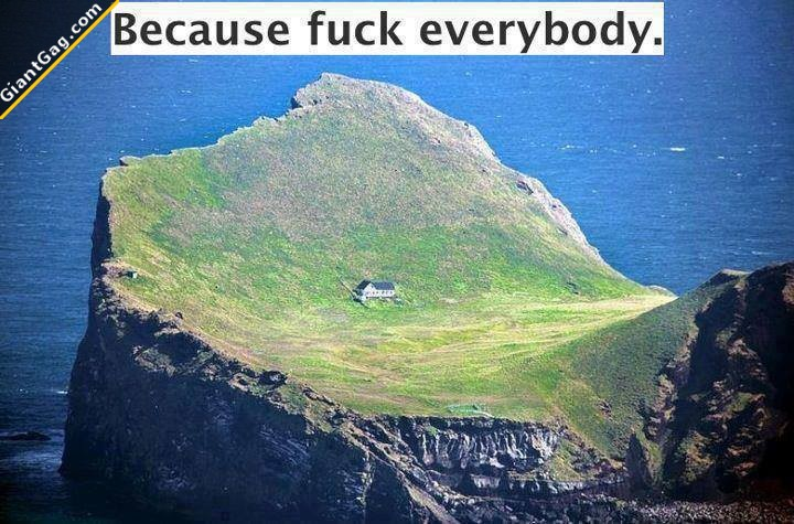 house alone